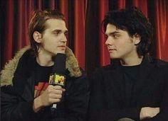 Mikey & Gerard Way