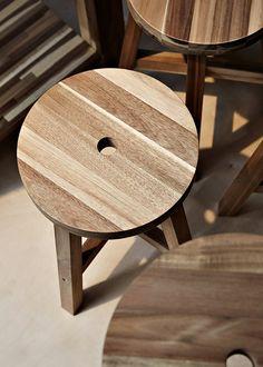 Ikea | Skogsta. Available in August 2015.