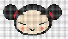 Cross me not: Pucca