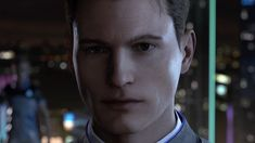 Connor Detroit become human