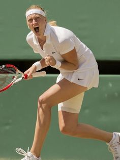 Two youngsters in the Wimbledon Finals should make for an exciting finish. Kvitova looks to be coming in to form again.