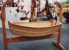 Baby Tender II - Jordan Wood Boats - Wooden boat plans and kits