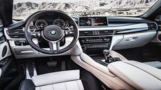BMW F16 X6 ///M50d SAC Interior Design #BMW #F16 #X6 #M50d #SAC #MPerformance #SheerDrivingPleasure #Monster #Outdoor #Offroad #Provocative #Sexy #Hot #Burn #Badass #Lİve #Life #Love #Follow #Your #Heart #BMWLife