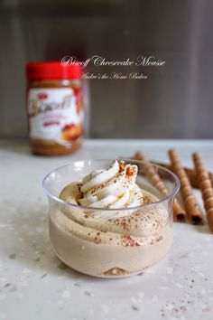Andre's the Home Baker: ♥ Biscoff Cheesecake Mousse ♥