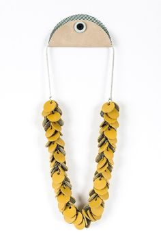 Large Punch Necklace - Kay Morgan