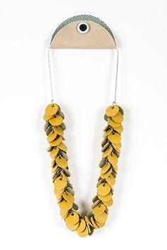 Large Punch Necklace - Kay Morgan