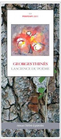 Arbre à Paroles #151 : Georges Thinès - La science du poème