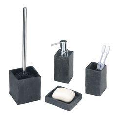 bathroom accessories set next