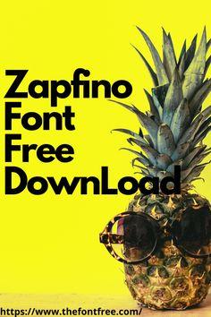 Zapfino Font Free #zapfinoopentype #zapfinofontfragile
