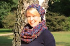 Ihr braucht noch etwas Warmes für den Herbst oder Winter? #stricken #loop #wool #diy