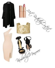 """""""21st birthday outfit"""" by kimberlymonroee ❤ liked on Polyvore"""