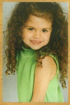 Selena Marie Gomez ! She was sooooooooooooooooooo adorable