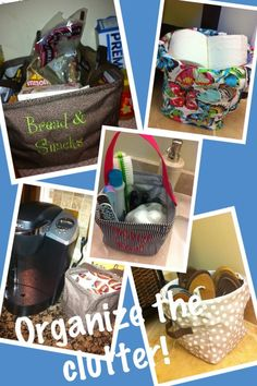Get organized with thirty one!
