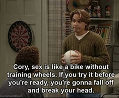 boy meets world quotes | Tumblr