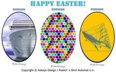 Lady V, Happy Easter, Cruise, Unisex, T Shirt, Design, Cruises, Tee