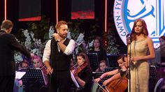 Alfie Boe & Sophie Evans 'Come What May' 09.07.15 HD