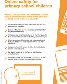 Nowadays, most primary school children are aware of the internet and how to use it. Have a look at our online safety checklist for parents to help keep primary children safe online: http://www.nspcc.org.uk/help-and-advice/for-parents/guides-and-leaflets/online-safety-checklists/online-safety-checklists_wda101288.html?utm_source=pinterest&utm_medium=description&utm_content=online_checklists&utm_campaign=safer_internet_day_2014