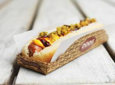 O hot-dog gourmet da Doog: lanches custam de 14 a 18 reais