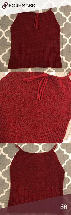 Sweater Crop Top Never worn. In excellent condition! Bundle and save!! mandee Tops Crop Tops