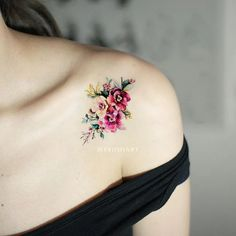 Small Beautiful Watercolor Vintage Floral Flower Shoulder Tattoo Ideas for Women - Daffodil Watercolor Dreamcatcher Flower Hummingbird Vintage Temporary – MyBodiArt - Hummingbird Flower Tattoos, Hummingbird Tattoo Watercolor, Daffodil Tattoo, Small Flower Tattoos, Watercolor Tattoo Flowers, Watercolor Tattoo Shoulder, Tattoo Small, Vintage Blume Tattoo, Vintage Flower Tattoo