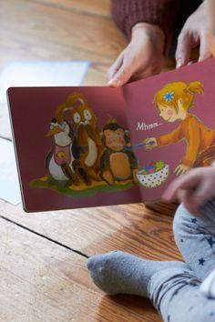 Ein Buch-Abo von Librileo für die kleinen Leseratten. www.tastesheriff.com