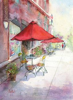 Judy Mudd WATERCOLOR
