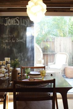 "Beth & Brian's Fashionably Eclectic ""Chic Grandma"" Home"