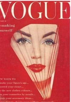 1958: Vogue cover