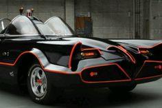 Classic Batmobile