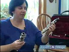 expertvilliage: How to Play the Clarinet : How to Assemble a Clarinet Step By Step.