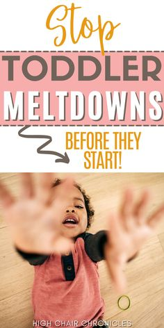Try these easy tips to reduce toddler meltdowns before they start. Toddler-hood can be a tough time, but these parenting tools will help you manage. Learn how to stop tantrums with these easy parenting hacks and advice! Terrible Twos, Postpartum Recovery, Two Year Olds, Look In The Mirror, Just Don, Our Kids, Parenting Advice, New Moms, Feel Better