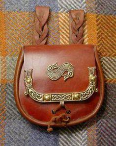 Viking pouch