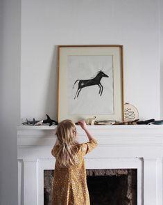 horse print @mer_mag