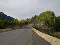 BC Highway 37 (Stewart-Cassiar) Burrage River Bridge