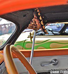 Garrettero Kustom Photography And Art: SHIFT KNOBS...BANGIN' WILDLY!
