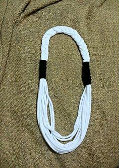 48 Ideas De Collares Collares Collar De Tela Collares De Trapillo