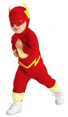 Garçons Le Flash Robe Fantaisie Super Héros Enfants Costume Halloween Costume