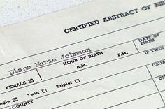 Original birth certificates are a human rights