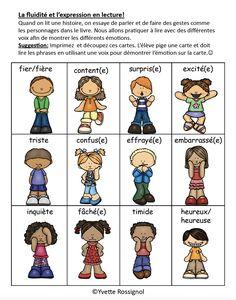 Apprendre à lire avec fluidité et expression!!