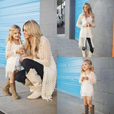 4587f47e71 Cuties Factory. Mother Daughter OutfitsMom And Daughter MatchingMom ...