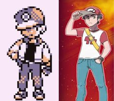 Did You Pick Up On These 7 'Pokémon Sun' And 'Moon' Easter Eggs? | The Johto Press- Did you notice Red's throback nod to 1996 the year that Pokemon Red and Green debuted in Japan. Be sure to never mix cool facts like these by SUBSCRIBING NOW: http://eepurl.com/b-yIpL