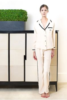 Carolina Herrera, Shapiro Team for Sleepwear [Courtesy Photo]