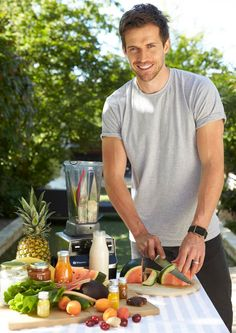 How juicing helps Diet Coke man stay in shape | Irish Examiner