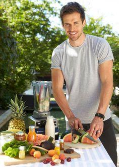 How juicing helps Diet Coke man stay in shape | Irish Examiner