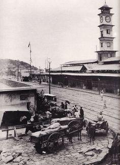 10 de agosto y malecón, con el Mercado de la orilla, Que Fue provisional    GUAYAQUIL | Fotografias Antiguas II - Página 87 - SkyscraperCity