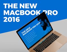 "Check out new work on my @Behance portfolio: ""Apple Macbook 2016 Mockup with Touch Panel"" http://be.net/gallery/46434647/Apple-Macbook-2016-Mockup-with-Touch-Panel"