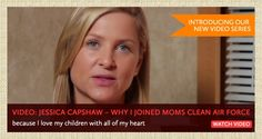 Become a mom activist, like actress Jessica Capshaw, at Moms Clean Air Force.
