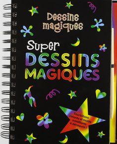 Amazon.fr - Super dessins magiques - Collectif - Livres