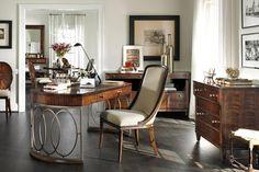 deco office. Art Deco Office   Stanley Avalon Height Desk Home Office Art Deco Style  Marco\u0027s Desk