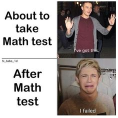 LOL true!!! Other than the fact that Niall Horan is on this, this is purely amazing xD